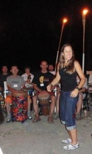 Evento de Musicoterapia com Ju Linares