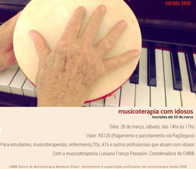 Musicoterapia com Idosos